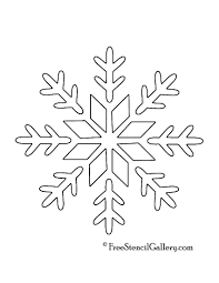 Exclusive Pictures Of Snowflakes To Print Cool 6110 Unknown