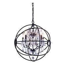 full size of 3 light crystal ball chandelier outstanding bronze orb chandelier small bronze chandelier net