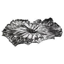 YHC01 ALESSI, <b>Блюдо сервировочное</b> A Lotus <b>Leaf</b>, YHC01 ...