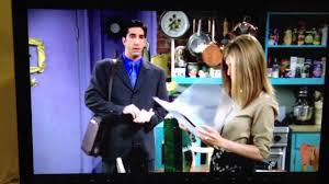Ross Pranks Rachel Over Chip Mathews - YouTube