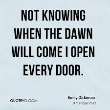 Emily Dickinson Quotes Interesting Emily Dickinson Quotes QuoteHD