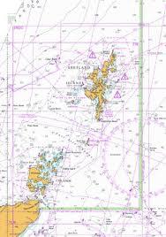 Sea Charts Scotland Orkney And Shetland Islands Marine Chart 1239_0