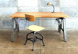 industrial style office chair. Industrial Style Office Furniture Desk Ed Cool Design . Chair E