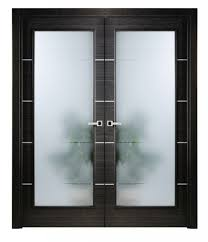 astounding image of frosted glass door design for home interior decoration design ideas charming image