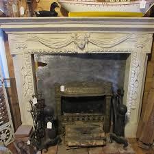 3380 italian carved stone fireplace surround