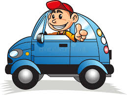 car driving clipart. Wonderful Car Boy Car Stock Vector Driving Clipart Child Free Library In Car Clipart