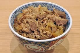 「牛丼 絵」の画像検索結果