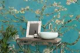 Van Gogh Almond Blossom Wallpaper Mural ...