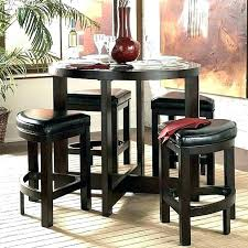 square pub table sets round dining 5 piece great small bistro and chairs square pub table sets