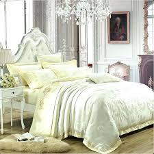 cream and gold bedding gold duvet cover set gold duvet cover super king size luxury jacquard