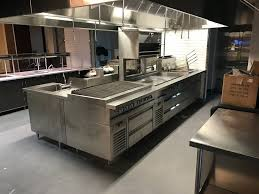 Finished installing the cooks dream. All in one unit.