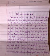 """Những cái giật mình"""" sau thư phản đối áp lực điểm 10 của cậu bé lớp 4 « Đài  Phát thanh và Truyền hình Long An"""