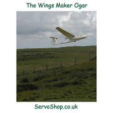 rc model aircraft aeroplanes hobby grade r c model aircraft wings maker ogar ep motor glider kit only version
