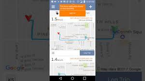 ifta mileage tracker ifta plus mileage app youtube