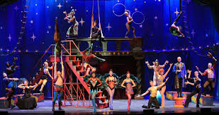 Pippin Dazzles With Cirque Like Charm Fort Collins Lincoln Center