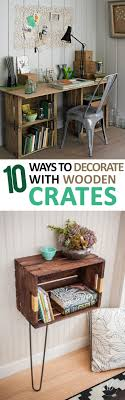 wooden crate furniture. 25 Best Ideas About Wooden Crates On Pinterest Crates, Old Photo Details - From These Crate Furniture N
