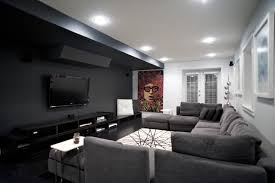 media room furniture. Incredible West 14th Media Room Contemporary Home Theater Vancouver Within Sofa Furniture A