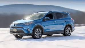 2018 Toyota RAV4 Hybrid Review: Solid, Roomy Performer Gets 30+ ...