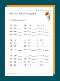 2.klasse mathe arbeitsblätter zum ausdrucken
