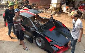 But they have been ignoring the widely used cheap alternative: These Vietnamese Fans Build Supercars Out Of Cardboard The Car Guide
