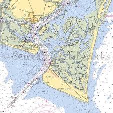 North Carolina Bald Head Cape Fear Southport Nautical