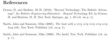 Bibliographies Citationbib Style With Biblatex Tex Latex
