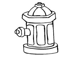 Fire Hydrant Coloring Pictures Highfiveholidays Com