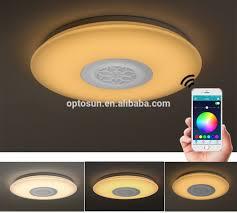 Smart App Control Led Ceiling Light Music Smart Ceiling Lamp Bluetooth Speaker Music Light Buy Ceiling Lightsmart Ceiling Lightsmart Bluetooth