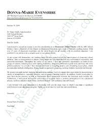 Best Solutions Of Cover Letter Sample For Teachers Aide With