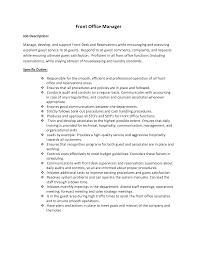 Hotel Security Job Description Resume Resume For Your Job