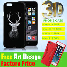 manufacturer diy custom personalized logo cute 3d printing cover housing accessories sublimation soft tpu silicone pc cell mobile phone case for iphone 6 7
