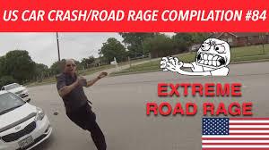 US ONLY AMERICAN CAR CRASH ROAD RAGE COMPILATION 84.
