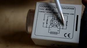 timer connection diagram youtube anly timer connection diagram at Anly Timer Wiring Diagram