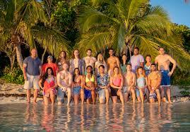 Survivor Light Parts Meet The Cast Of Survivor Season 39 Coming To Cbs On