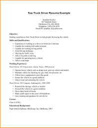Truck Driver Resumes Free Resume Example And Writing Download