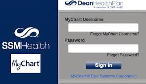 Ssm My Chart Dean Www Deancare Com Mychart My Chart Dean Login Register