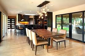 Modern Dining Room Light Fixtures Kitchen And Dining Room Lighting