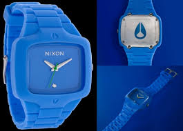 nixon watches be sportier sporty watches for men nixon rubber player 4x4