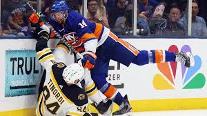 The bruins and islanders meet for the second round series out of the east. 92hdxcf4juohbm