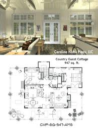 small house plans with open floor plan homes cottage