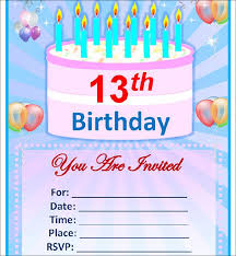 Microsoft Word Free Templates Free Birthday Invitation Templates For Word Business Mentor