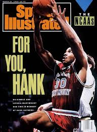 Image result for loyola marymount hank gathers vs u of m