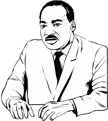 Small Picture Martin Luther King Jr Coloring Pages for Kids