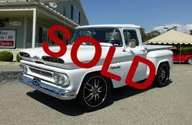 Truck chevy 1960 truck : 1960 Chevrolet C10 Stepside Short Bed Pick Up