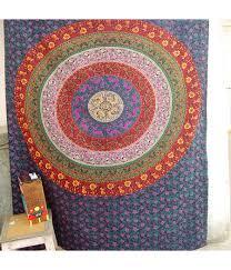 indian mandala tapestry wall hanging bohemian home dorm decor bedding bedspread