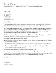 Cover Letter Sample Legal Lawyer Cover Letter Sample Cover Letter