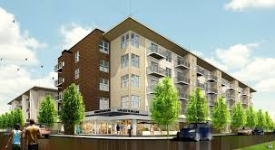 Multifamily Housing And Apartment Projects PlanForce Group Classy Apartment Architecture Design
