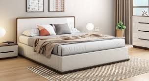 white king storage bed. Wonderful King Baltoro High Gloss Hydraulic Storage Bed Queen Size White Finish By  Urban On King F