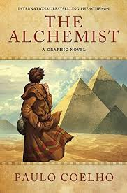 the alchemist a graphic novel by paulo coelho 9276509