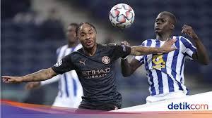 Porto Vs Man City Masih Imbang Tanpa Gol